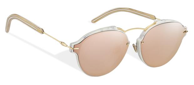 gafas de sol Dior Eclat, sofisticadas y futuristas