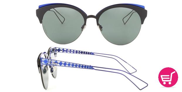 Diorama Club, gafas de sol de DIor