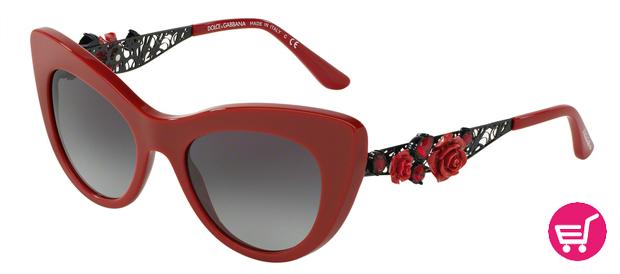a32e234c50 Gafas Dolce & Gabbana Flower Lace - Gafas con glamour