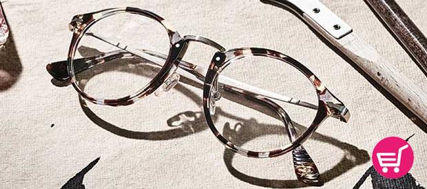 Modelo PO3167V de la nueva colección de gafas de Persol