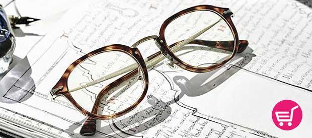Modelo PO3168V de la nueva colección de gafas de Persol