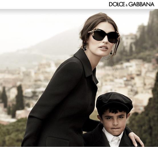 DOLCE & GABBANA DG4167