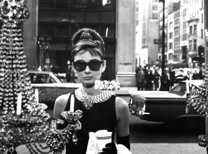 Wayfarer & Audrey Hepburn
