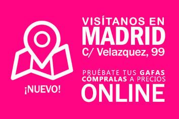Visual-Click Nueva Tienda en Madrid