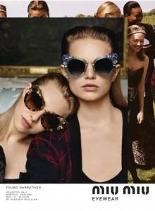Colección Miu-Miu de gafas de Sol