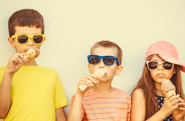 Deflector cangrejo Sofocante  Gafas de sol para niños, todo lo que necesitas saber