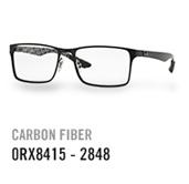 gafas ray ban de fibra de carbono
