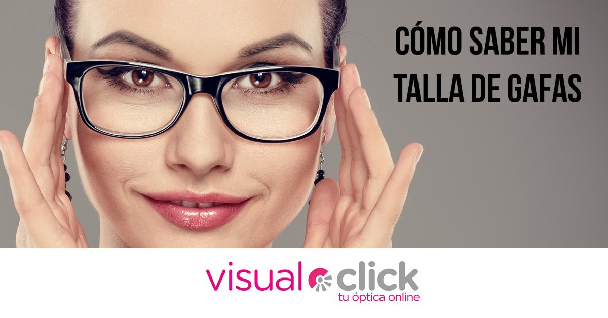 7a3755aaec Cómo saber qué gafas me quedan bien   Visual-Click